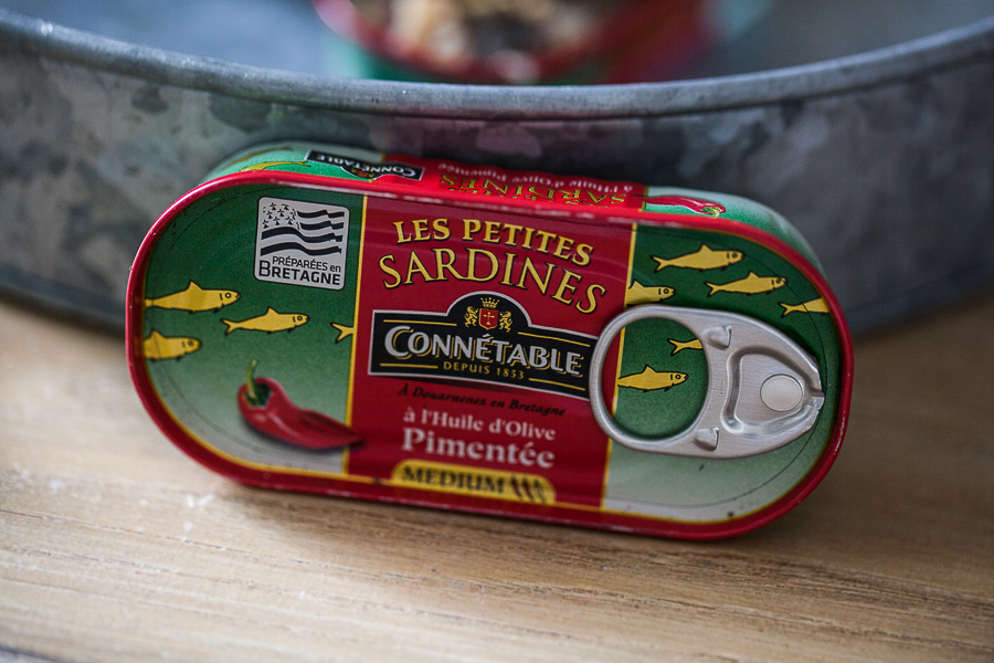 Salade de tomates et serdines au piment Connetable02