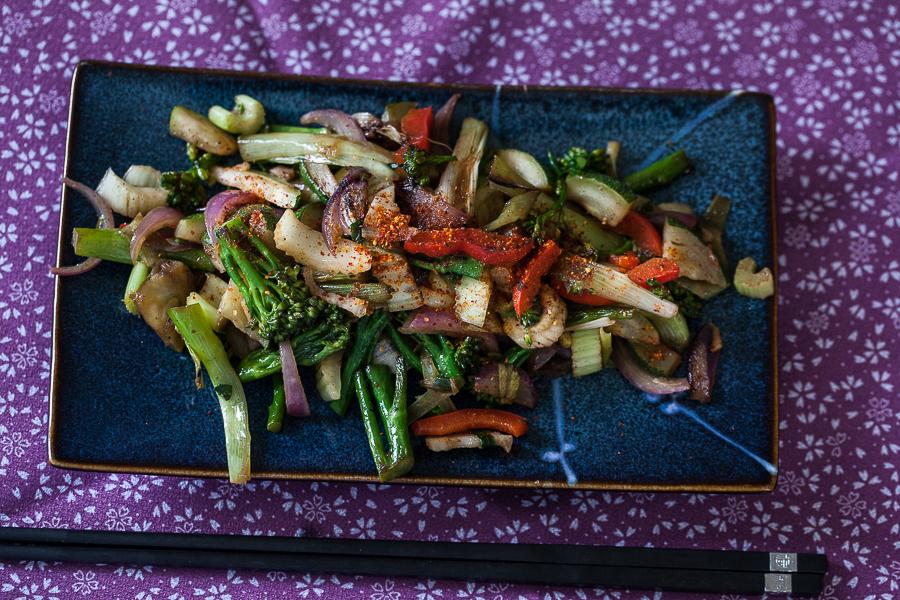 Sauté de légumes aux 5 épices©AnneDemayReverdy02