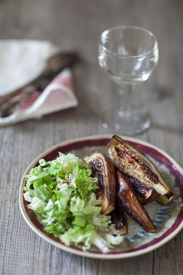 Salade d'aubergines rôties à la turque©AnneDemayReverdy02