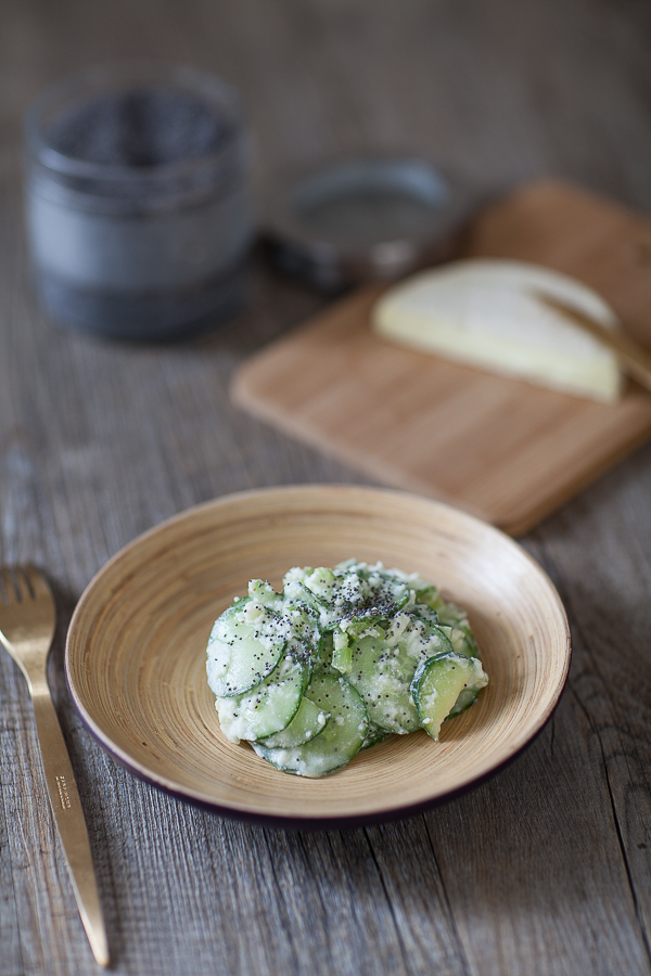 Salade de Concombre au Lou Perac©AnneDemayReverdy01