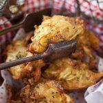 recette corse de beignets aux courgettes sucrés