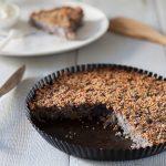 galette de quinoa au chou violet