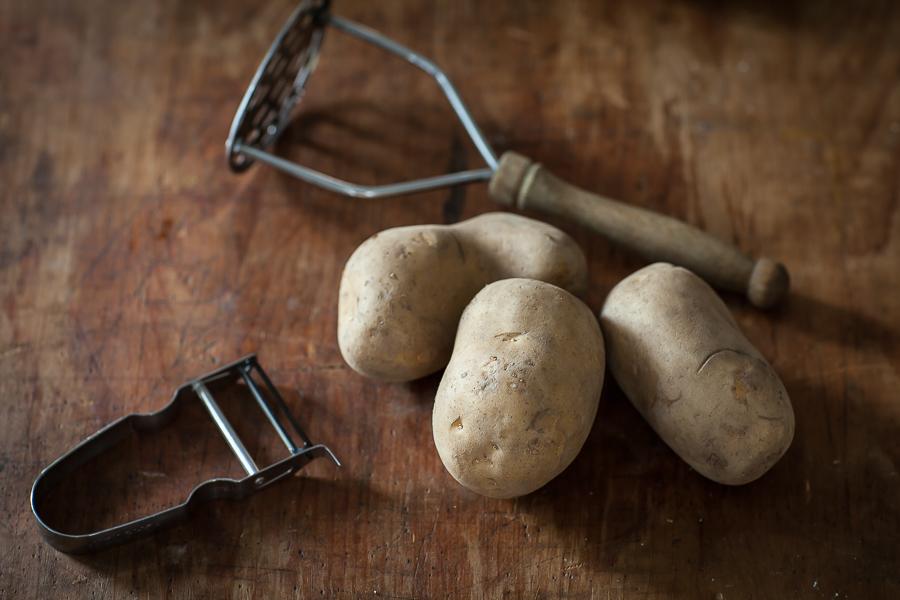 Bien choisir les pommes de terre pour la purée maison