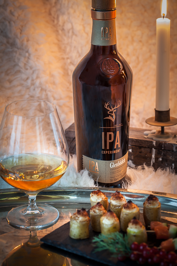 Whisky Glenfiddich, IPA experiment
