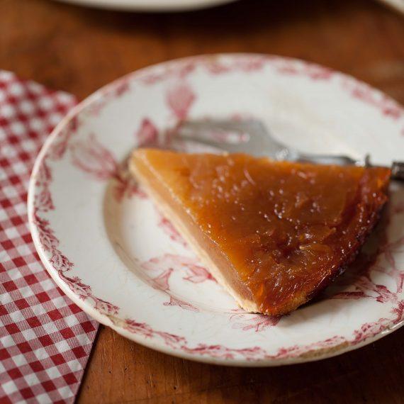 Ma recette de la tarte tatin aux pommes