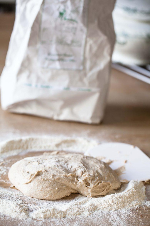 farine T150 et pâte à pain