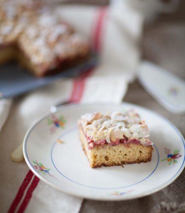 Ma recette de coffee cake aux fraises