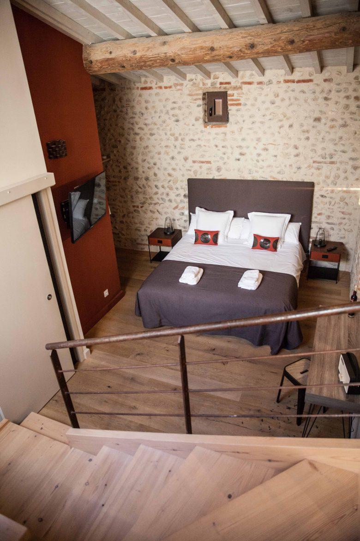 Mas Latour Lavail Chambres d'hôte Roussillon