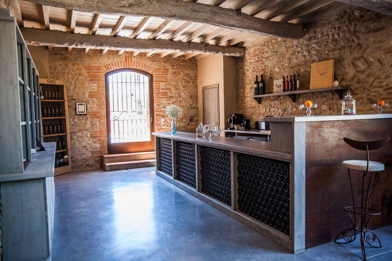 Mas Latour Lavail, chambres d'hôte Roussillon