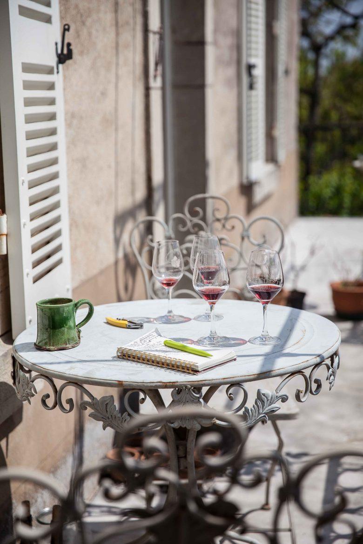 Table verres de vins©panierdesaison