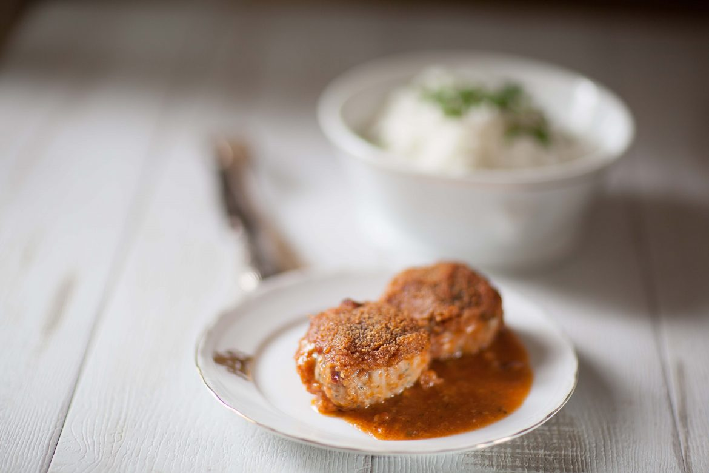 Cr pinettes sauce miroton - Cuisiner des crepinettes ...