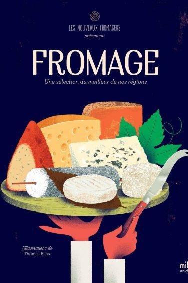 Couverture livre Fromage des Nouveaux Fromagers