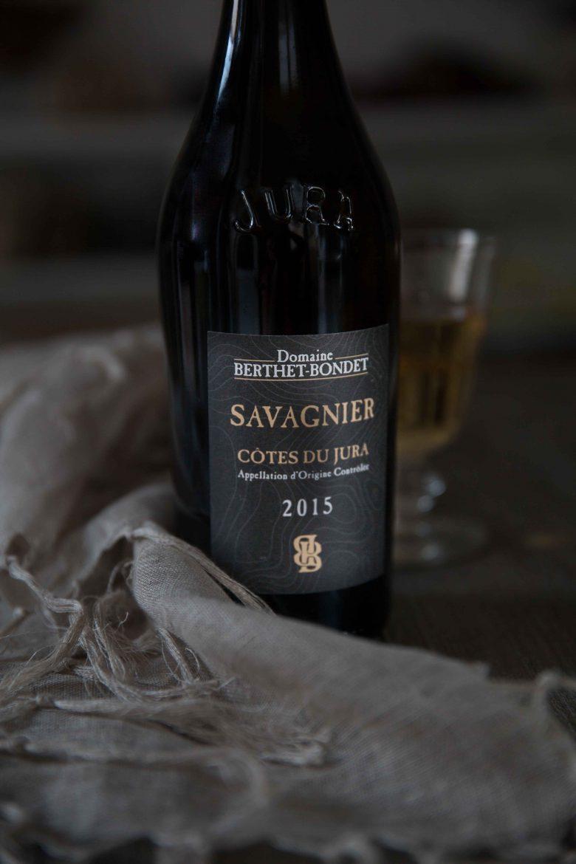 Savagnier vin du Jura du domaine Berthet Bondet
