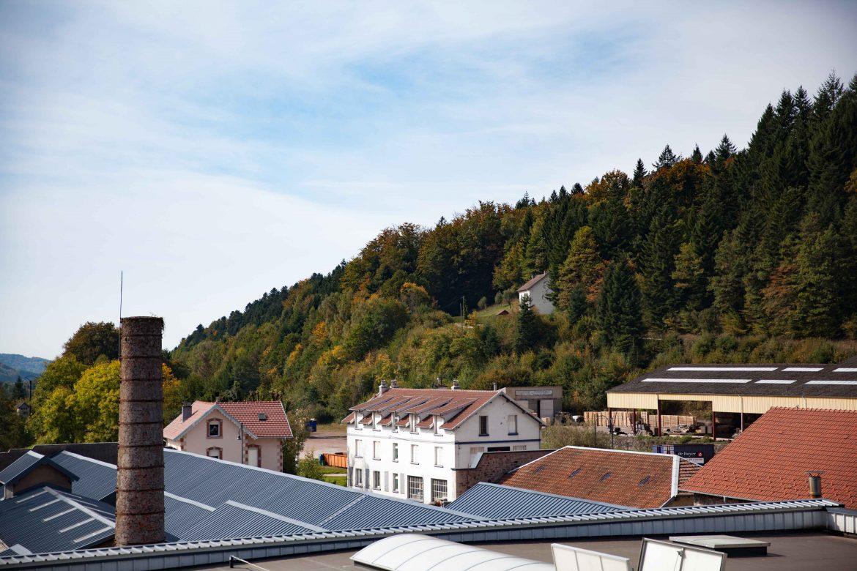 L'usine de De Buyer au creux du Val d'Ajol ©panierdesaison