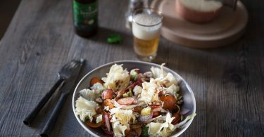 Salade de racines et fleurs de Tête de Moine ©panierdesaison-11