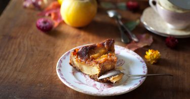 Gâteau renversé aux pommes et à la vergeoise ©panierdesaison-21