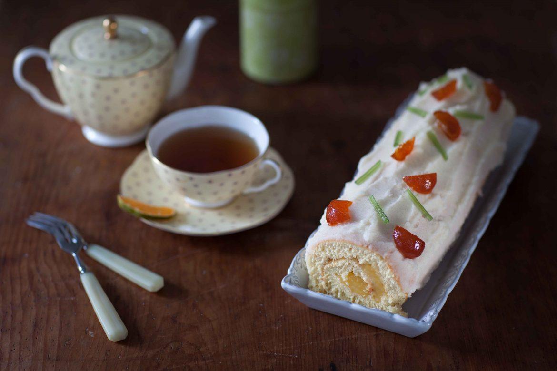 Gâteau roulé aux agrumes©panierdesaison-11