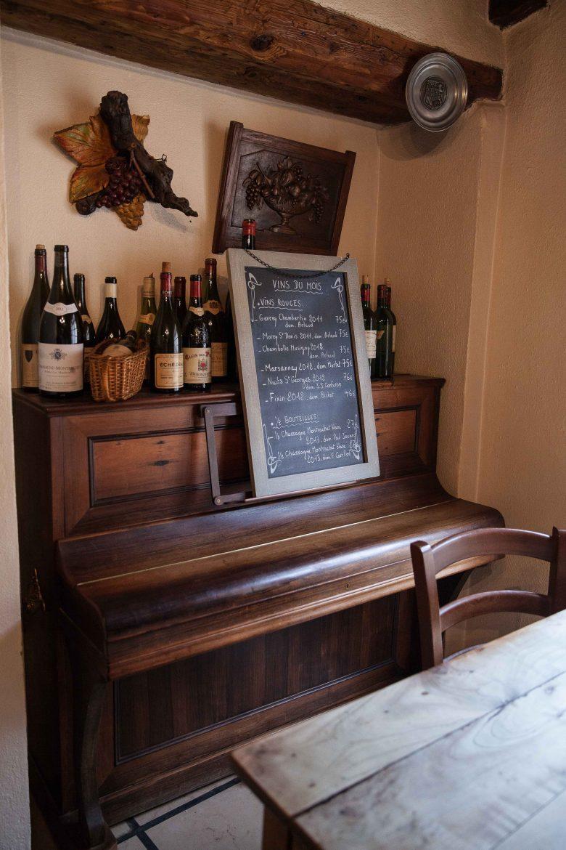 L'Auberge du Vieux Vigneron Charles Fagot A la Table des Vignerons ©panierdesaison