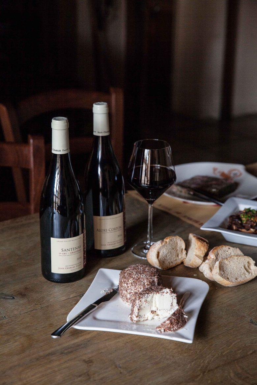 Le Délice de Pommard L'Auberge du Vieux Vigneron Charles Fagot A la Table des Vignerons ©panierdesaison