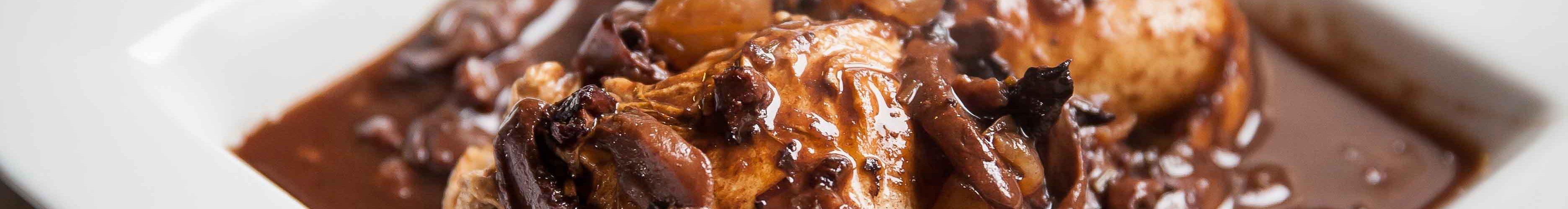 La recette des oeufs Meurette de l'Uaberge du Vieux Vigneron de Jean-Charles Fagot