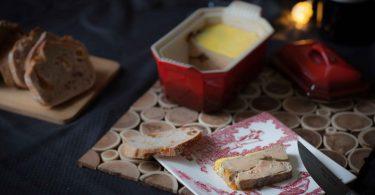 foie gras a la confiture de coing recette facile