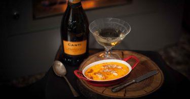 Gratin de crevettes à la bisque Canti Prosecco©panierdesaison-41