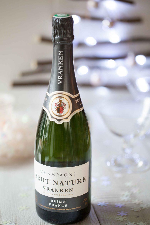Sapins feuilletés à l'esturgeon-caviar et Champagne Brut Nature Vranken ©panierdesaison-41