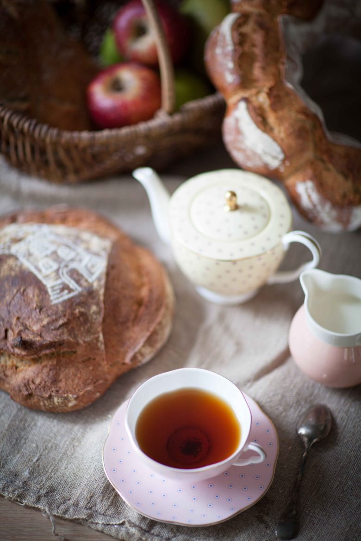les pains du boulanger de la tour petit dejeuner