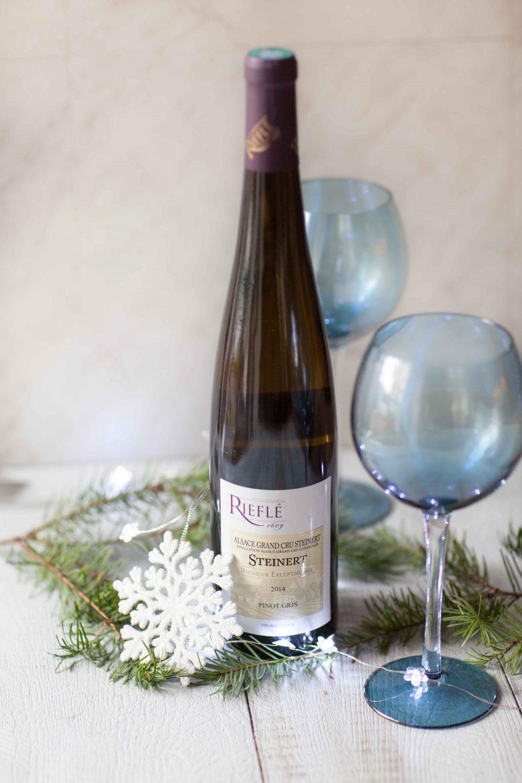 Pinot gris 2014 Grand cru Steinert de Riefle