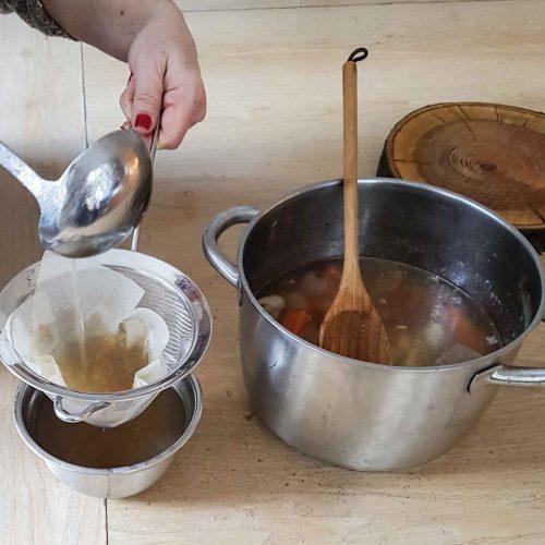 recette du fond de veau facile