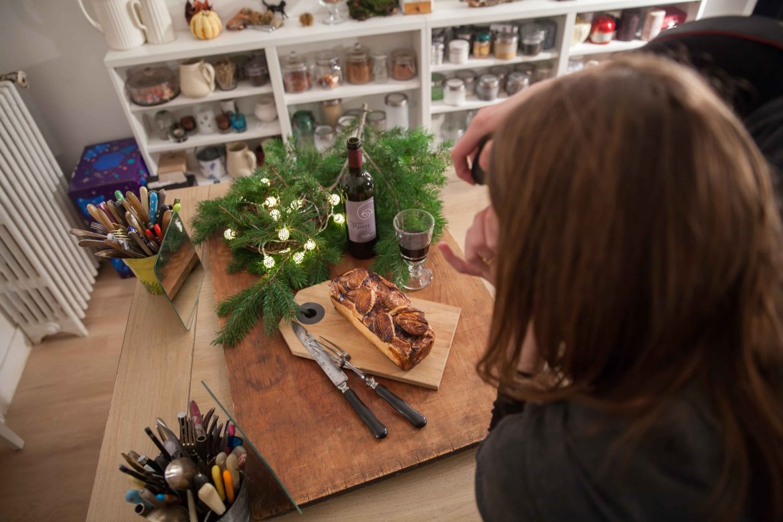 l'envers du décor stylisme et photo culinaire