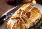 Revette anglaise de boeuf Wellington rôti de boeuf en croûte de pâte feuilletée