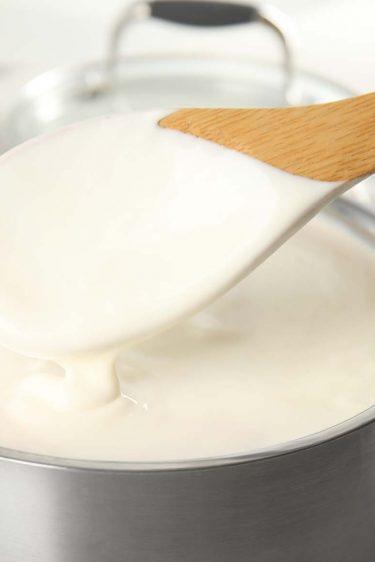 La recette traditionnelle de la sauce Béchamel