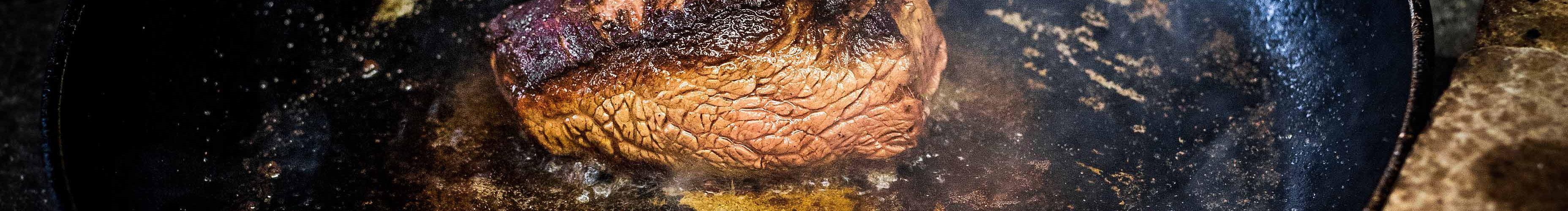 Coeur de rumstek de viande irlandaisePhoto : Nicolas Gouhier