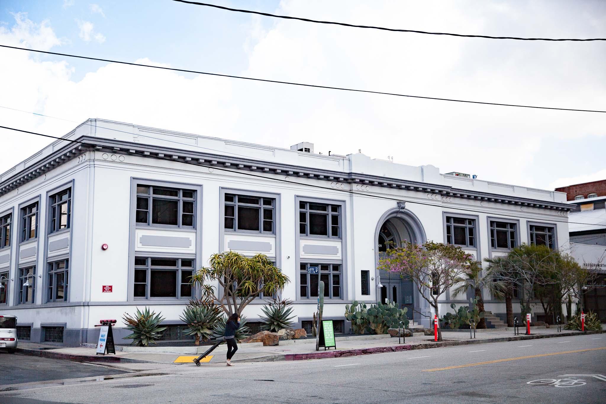 Galerie d'art Hauser & Wirth à Los Angeles