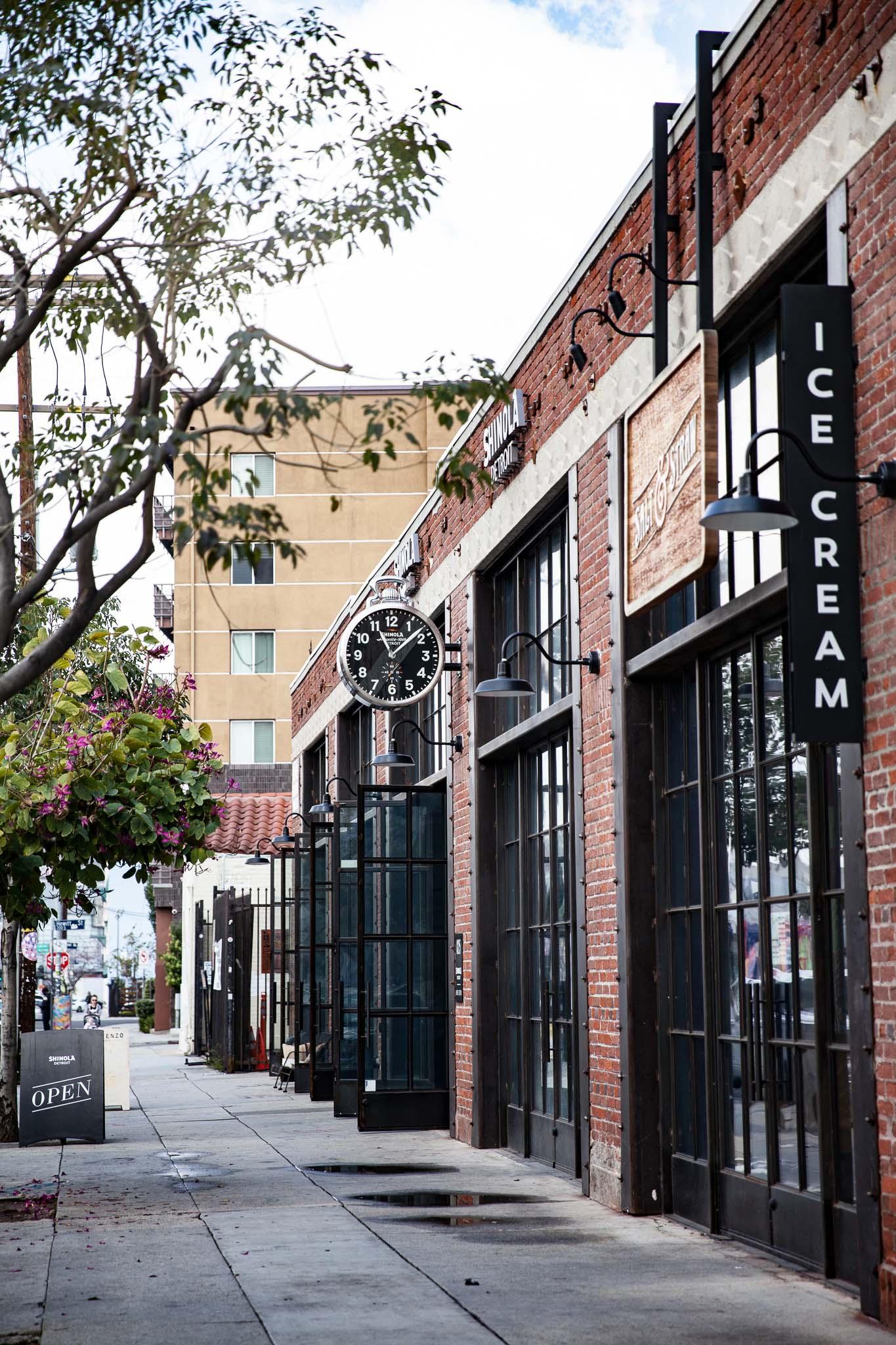 Visiter Los Angeles autrement, à pieds, se promener et découvrir les jolies rues de Downtown