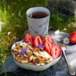 granola au miel et aux graines recette maison