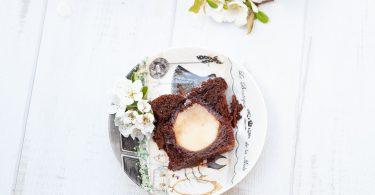 Ma recette du cake chocolat poires entières
