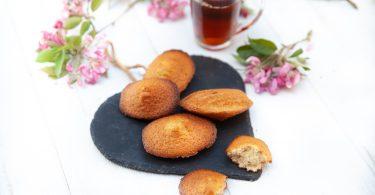la recette des madeleines inratables au Thermomix