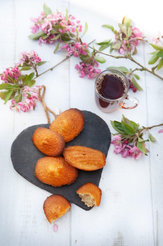 madeleines à la farine semi-complète recette pour le Thermomix