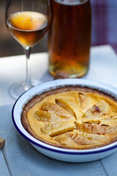 Ma recette de tarte normande aux pommes