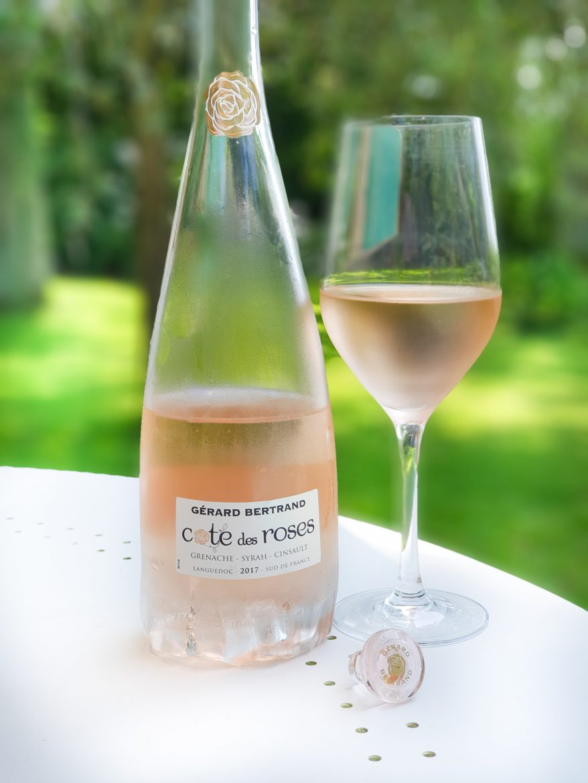 Côte des Roses rosé de Gerard Bertrand AOC Languedoc