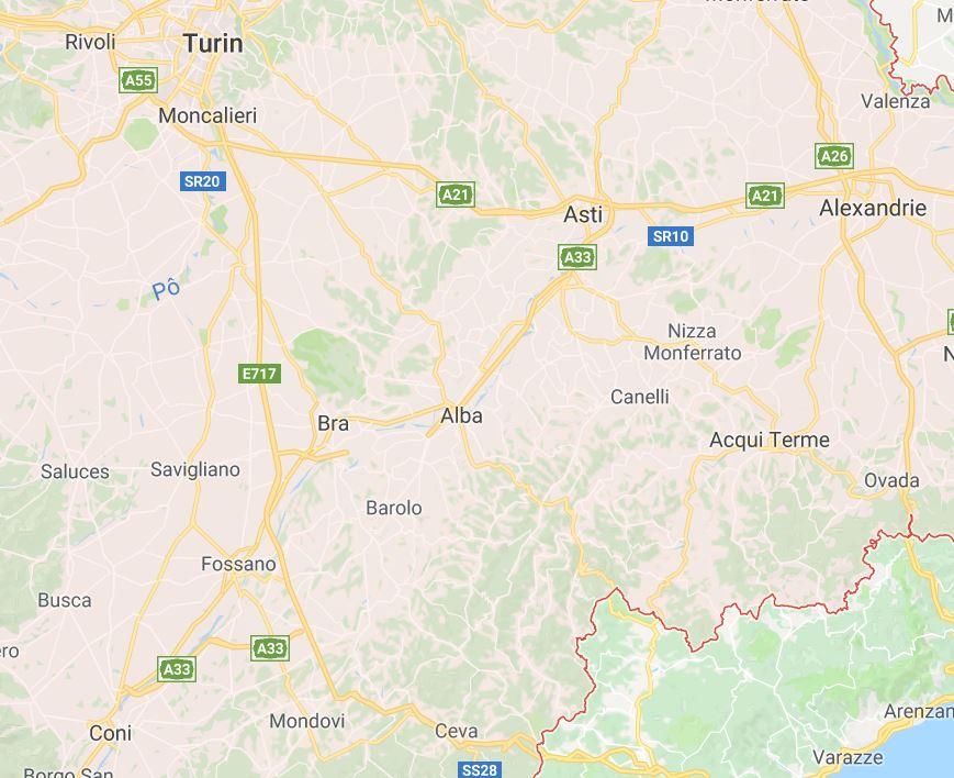 Région de Langhe, Roero et Monferrato