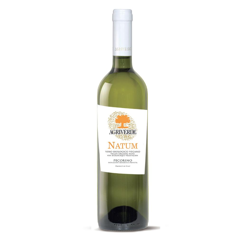 Vin blanc des Abrruzzes, Natum Pecorino de Agriverde