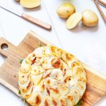 Recette de piadina à la pomme de terre