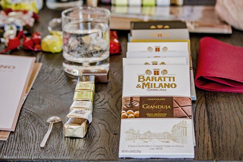 Chocolats Baratti & Milano prêts à déguster