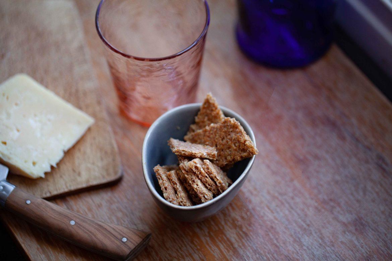 La recette des crackers keto maison