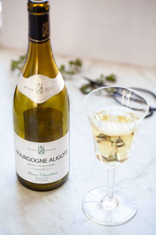 Bourgogne aligoté Chandrelle 2017 de la Maison Chandesais