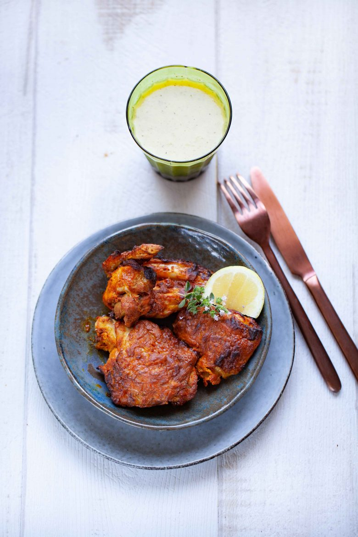 Poulet tandoori la recette