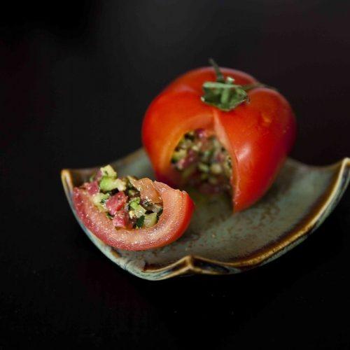 tomate surprise tomate farcie aux légumes la recette
